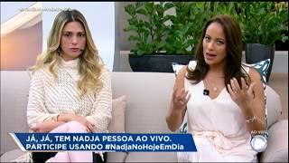 """Nadja revela que se sentiu rejeitada dentro de A Fazenda: """"Tentei de várias formas criar vínculos"""""""
