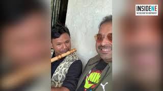 Music Legend Shankar Mahadevan Discovers Assam's Flutist Outside Restaurant