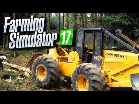 ON SORT LES GROS ENGINS - farming similator 2017