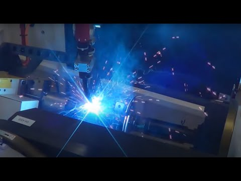 Mid South Automation - Robotic MIG Weld Cell