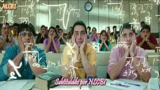 3 Idiotas - Bollywood en Español/ With Lyrics (All is well)
