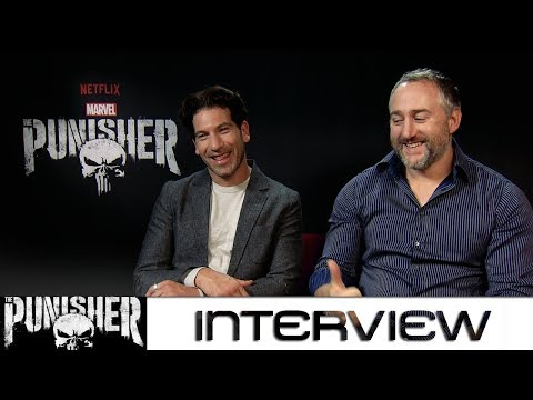 Marvel's The Punisher: Interview mit Jon Bernthal und Steve Lightfoot zum Netflix-Drama