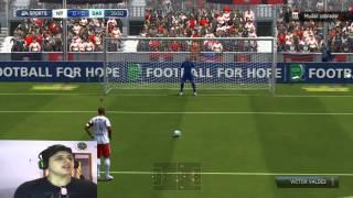 fifa 2014 gameplay em português