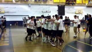 Taft vs. Palisades Volleyball Birmingham JV Tournament Final 2011 Thumbnail