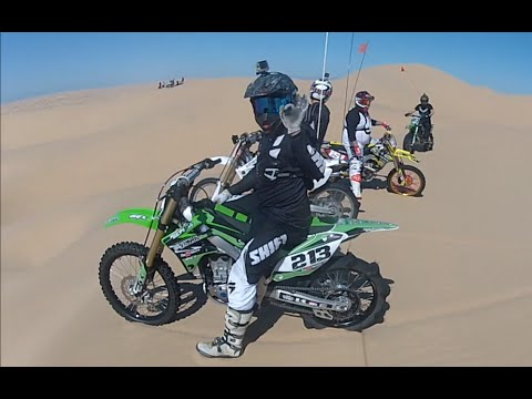 TnA Moto Films- Glamis Sand Dune Presidents Day 2015 Part 1 with DBP