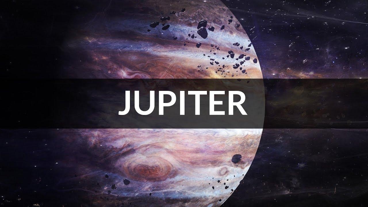 Jupiter - Rummet og vores solsystem - Natur og teknologi på hovedet - NTPH