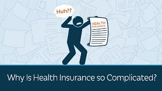 Why Is Health Insurance so Complicated