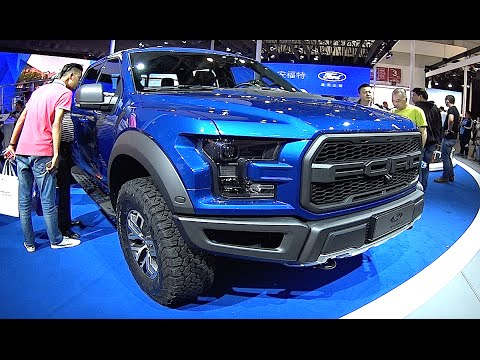 2016 2017 Ford Raptor F150 V8 62L TOP SUVs