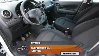 CITROEN C3 PICASSO GL 1.5 FLEX EM EXCELENTE ESTADO AQUI NA ALDO'S CAR MULTIMARCAS