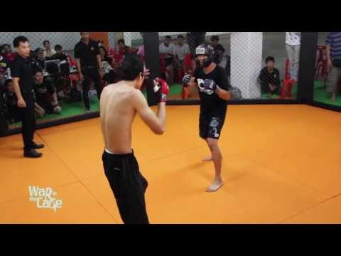 War in the Cage 4 [Fight 2]: Featherweight (-145lb) Ekasit vs ทนง