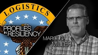 DLA Profiles in Resiliency, Marcus Miller, DLA Aviation, (YouTube captions)