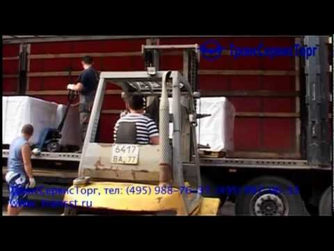 Погрузка и доставка груза Москва-Владивосток (Фура)