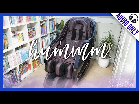 ASMR | Shiatsu Massage Chair 🎧 SOUND ONLY