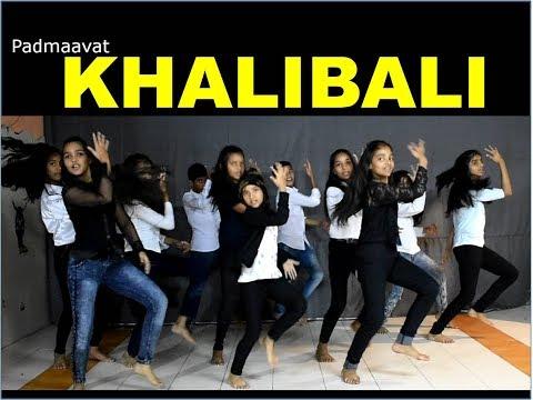 Padmaavat: Khalibali - Ranveer Singh | Deepika Padukone | Shahid Kapoor | Shivam Pathak | Dance