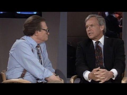 Tom Brokaw's life in journalism (1996)