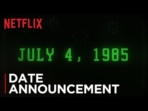 Maddox - Stranger Things: Season 3 Confirmed!