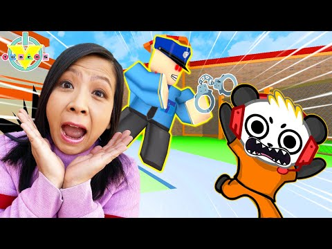 Most Difficult Jailbreak In The History! Combo And Mommy's Epic Jailbreak Gameplay!