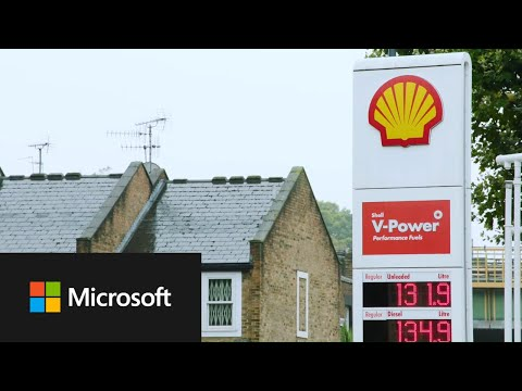 Shell invests in safety with Azure, AI, and machine vision