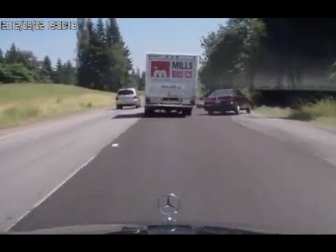 Greater Vancouver Car Crash Compilation