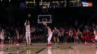 Atlanta Hawks Highlights Vs. Spurs 2018   NBA Preseason 2018   10.10.18