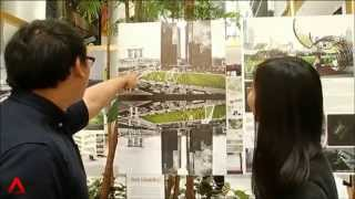 Singapore: Giant Swing, Elevated Green Deck Among Ideas To Redesign Public Spaces