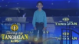 Tawag ng Tanghalan Kids: Jhon Clyd Talili on his 4th win!