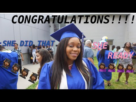 VLOG: College graduation 2k18| Plaza College