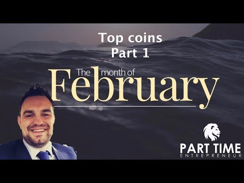 Februarys Top Crypto Currency Coin picks 2018 Part 1