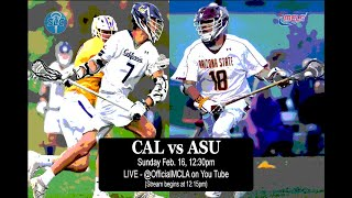 CAL vs. ASU at the Pac 12 Challenge