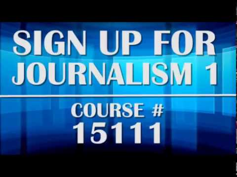 Journalism Courses: Grassfield High School