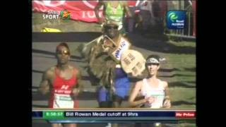 Comrades Marathon  2011 - Greatest Sub 9 hrs finish ever!