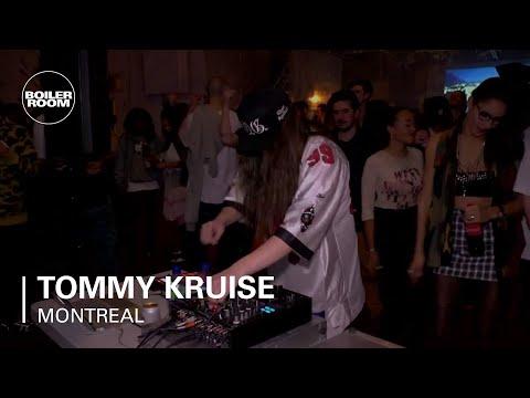 Tommy Kruise Boiler Room Montreal DJ Set