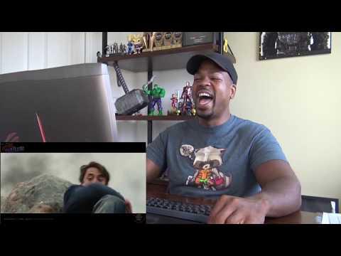 Iron Man 1 Weird Version by Aldo Jones - Reaction