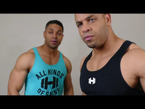 How Long Should You Train In The Gym @hodgetwins