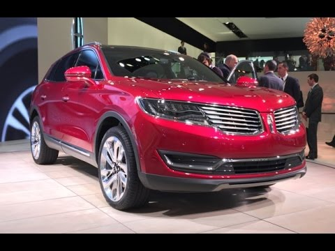 2017 Lincoln Mkx Release Date And Price