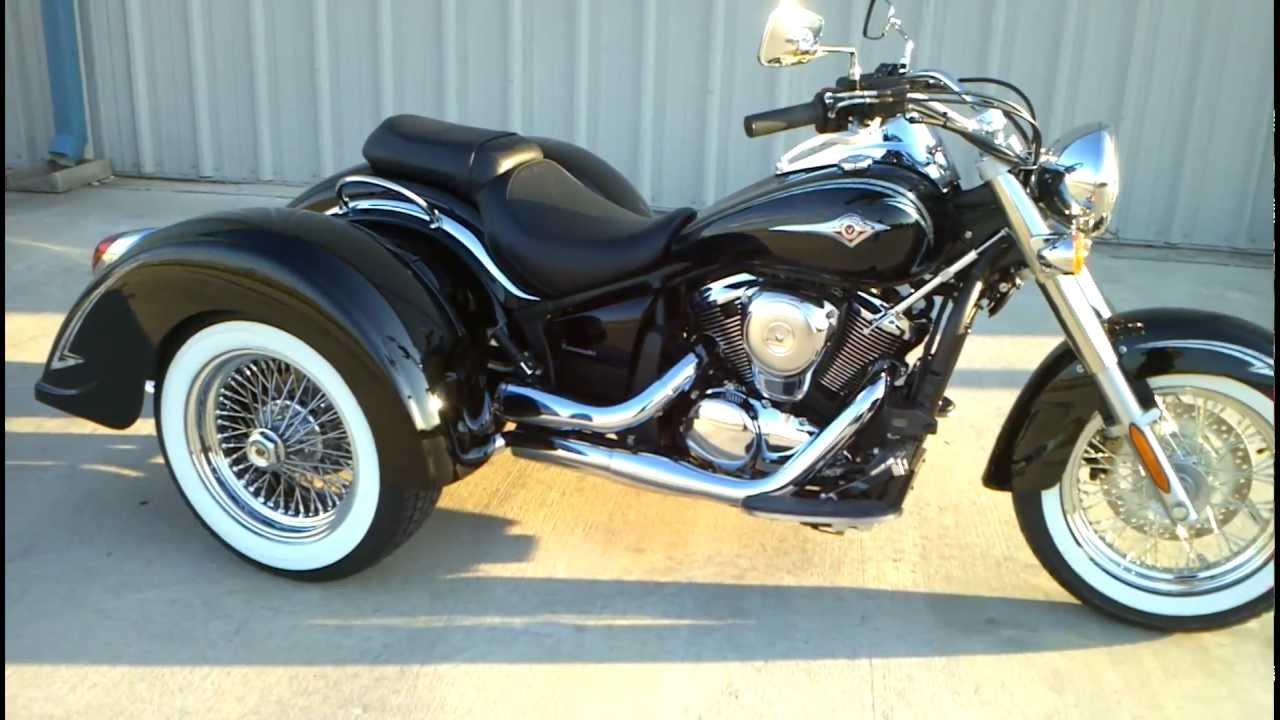 Kawasaki Trikes For Sale