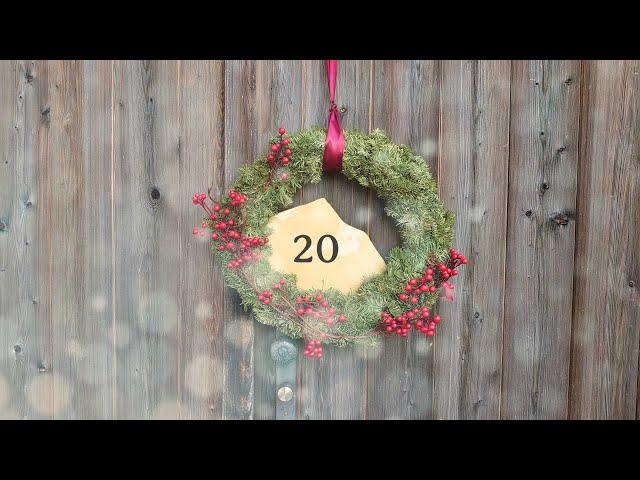 T20 | Schlierseer Adventskalender 2020 | SLYRS Türchen