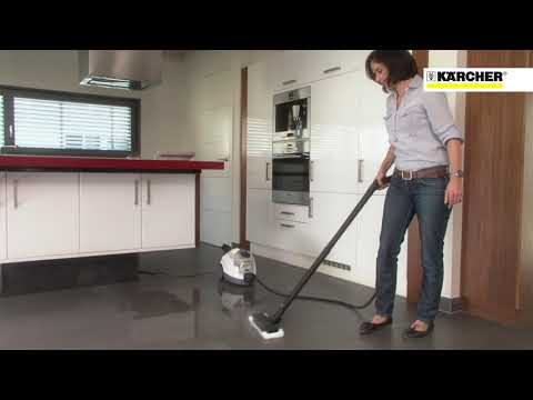 Karcher Steam Cleaner Series