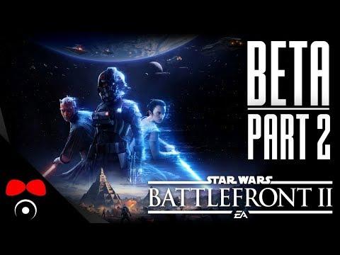 MÁM MILLENNIUM FALCON! | Star Wars: Battlefront 2 BETA #2