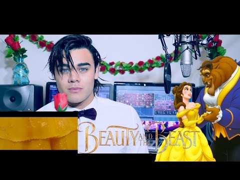 Beauty and the Beast done by a RAPPER | Kast Away Remix