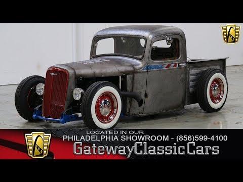 1937 Chevrolet Pickup, Gateway Classic Cars - Philadelphia #457