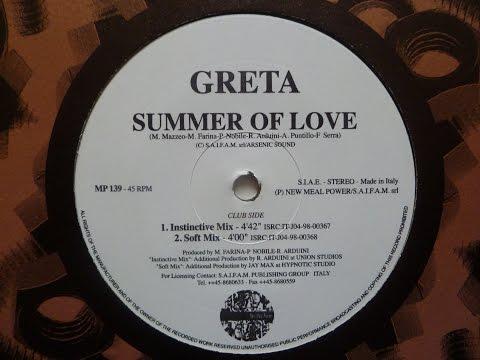 Greta - Summer Of Love