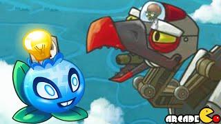 Plants Vs Zombies 2: New World Sky Castle Zomboss! (PVZ 2 China)