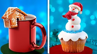 34 CUTE AND SWEET FOOD IDEAS TO GET INTO CHRISTMAS SPIRIT