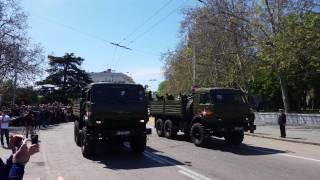 Парад победы в Севастополе 2015(Семидесятилетие парада победы в Севастополе., 2015-05-09T10:46:07.000Z)