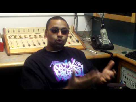 Wordsmith - Artist Wordsmith shows Cool V some love also get his NEW MP3 bACK WITH cHUBB rOCK HERE