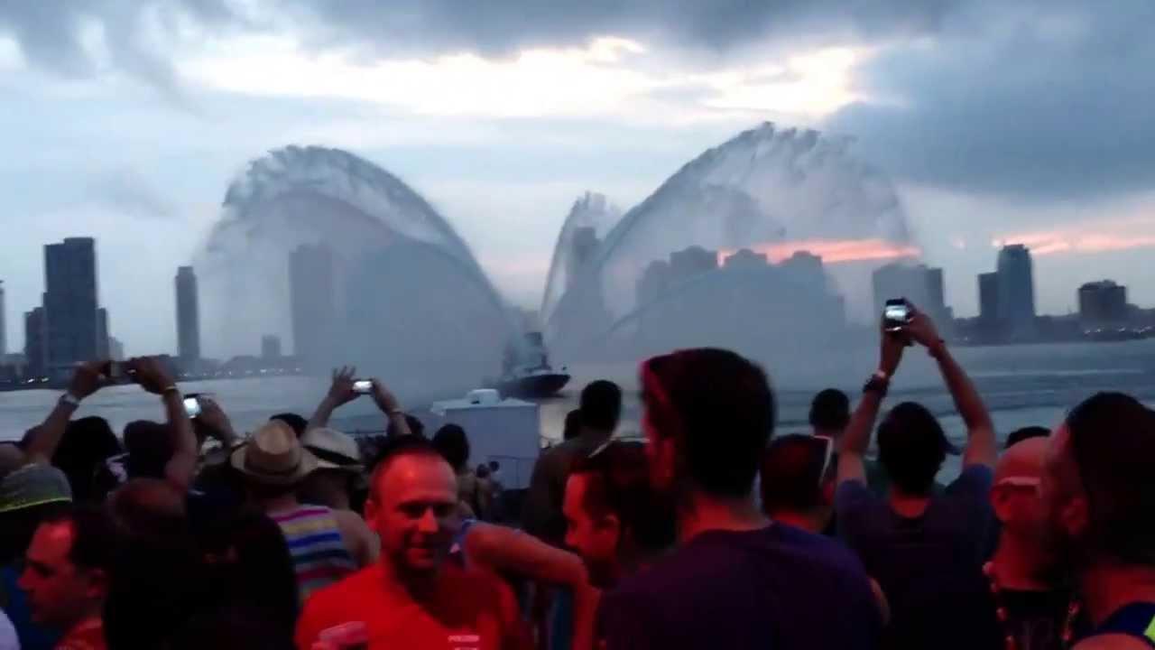 New York Gay Pride Pier Dance! - YouTube