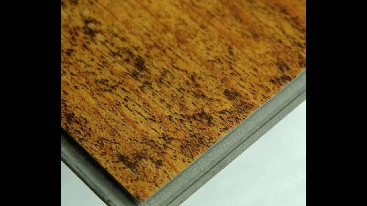Easy Install Wood Interlocking Vinyl Flooring Plank Company