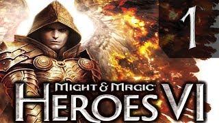 Герои 6(Might & Magic: Heroes VI)- Сложно - Прохождение #1 Пролог-1