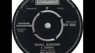 Ann Peebles -Trouble, Heartaches & Sadness